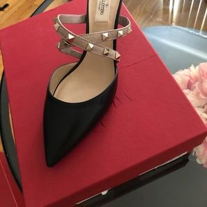 Valentino shoes brand new! Never worn with box